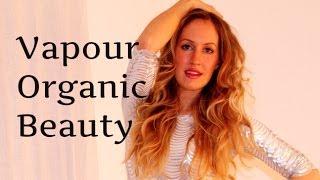 Vapour Organic Beauty review & tutorial + Giveaway! NATURAL & ORGANIC MAKEUP