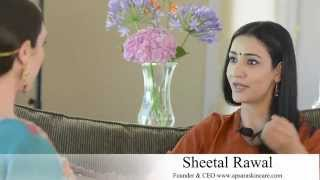 Natural Skincare and its Roots in Vedic Wisdom: Sudevi chats with Sheetal of ApsaraSkincare.com