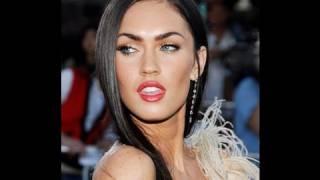Organic Cosmetics Tutorial with Afterglow-Megan Fox Look