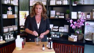 How to Fade Scars Naturally : Natural Skin Care