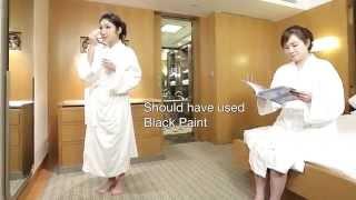 Black Paint Natural and Organic Skincare